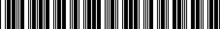 Barcode for 2SF13AC200