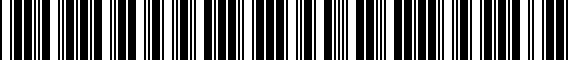 Barcode for 2SF14AC500MBS