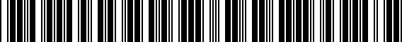 Barcode for 2SH15AC000MBS