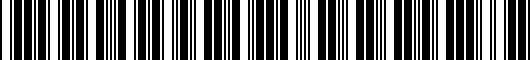 Barcode for 859102E000LM