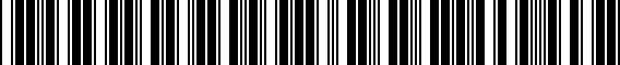Barcode for B8H15AP000RYN