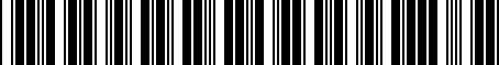 Barcode for 9140025143