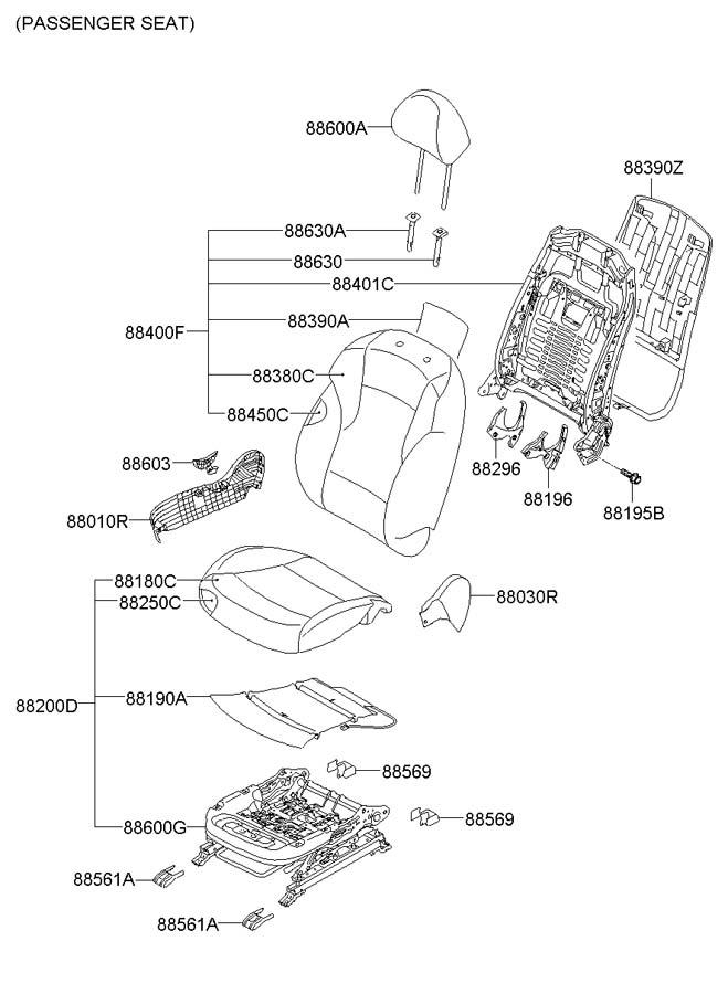 Hyundai Sonata Switch Assembly