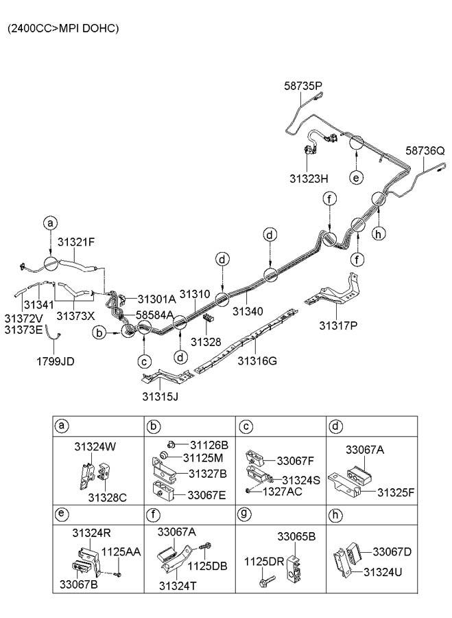 2009 hyundai sonata filter canister valve assembly. Black Bedroom Furniture Sets. Home Design Ideas