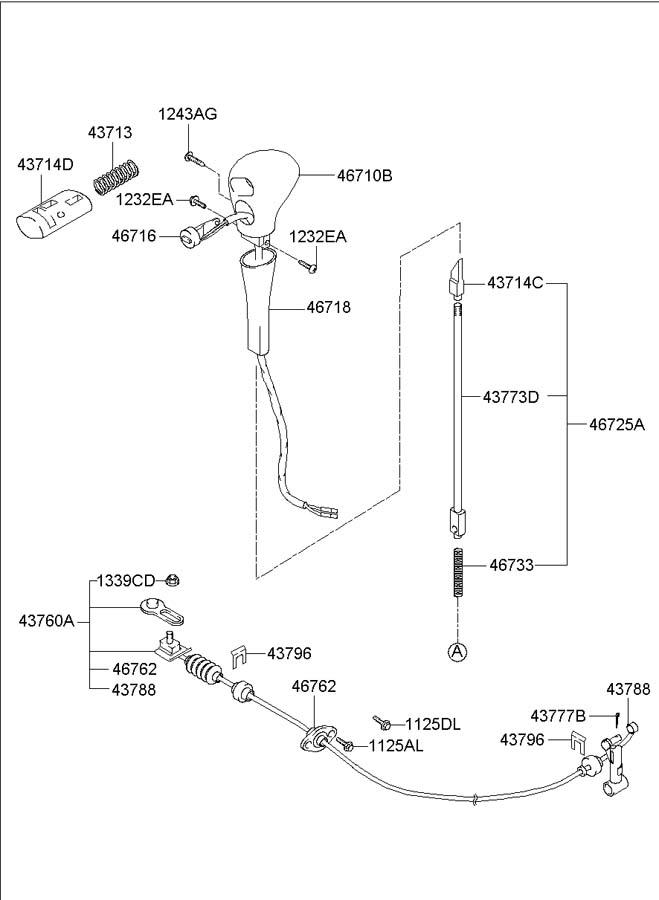 4379636700 - Hyundai Clip