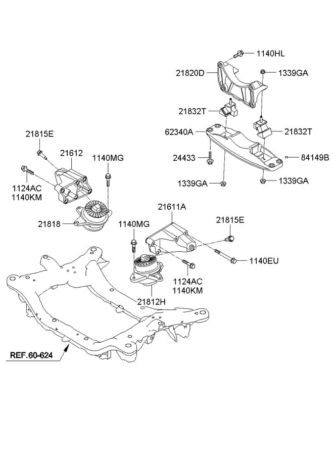 Hyundai Genesis Insulator