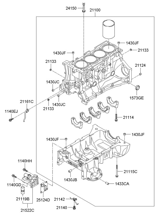 hyundai 2 0 theta engine
