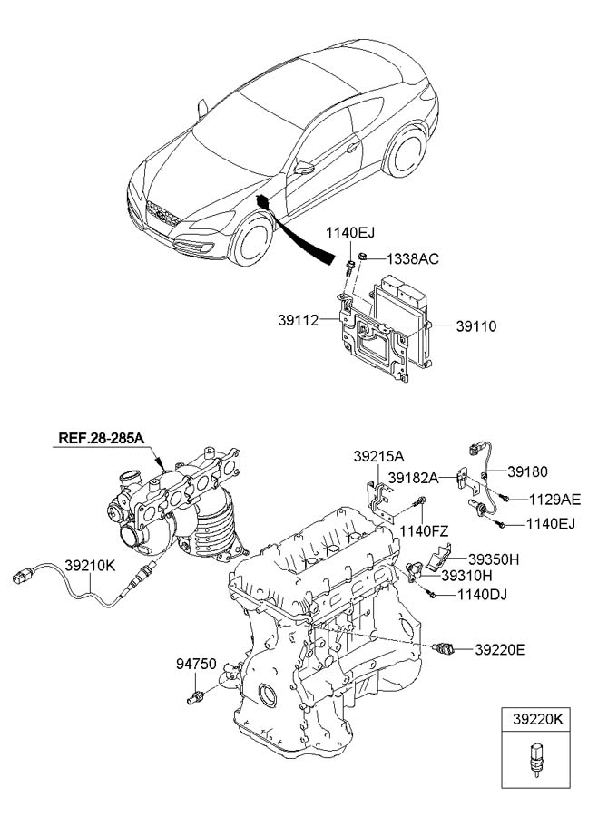 2013 Hyundai Genesis Coupe Wiring Diagrams