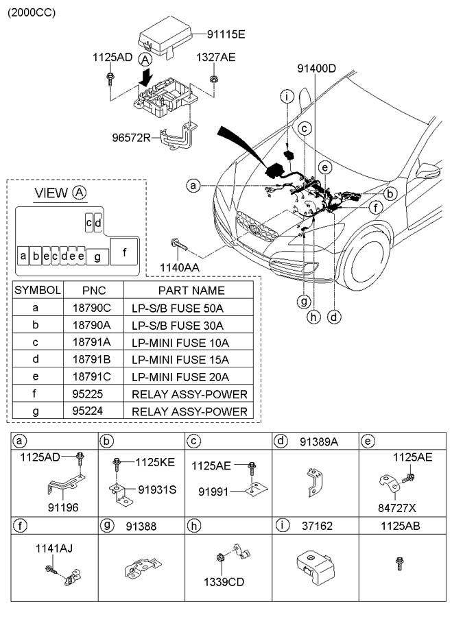 Hyundai Genesis Coupe Bolt