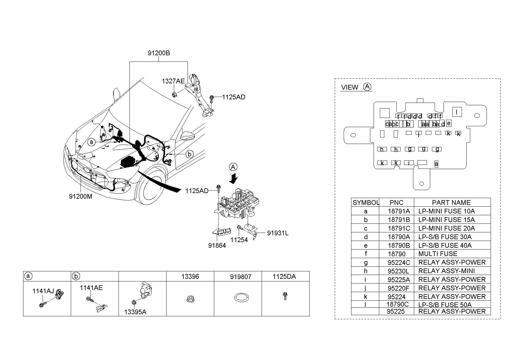 hyundai genesis coupe bolt 1125406206b jim ellis. Black Bedroom Furniture Sets. Home Design Ideas