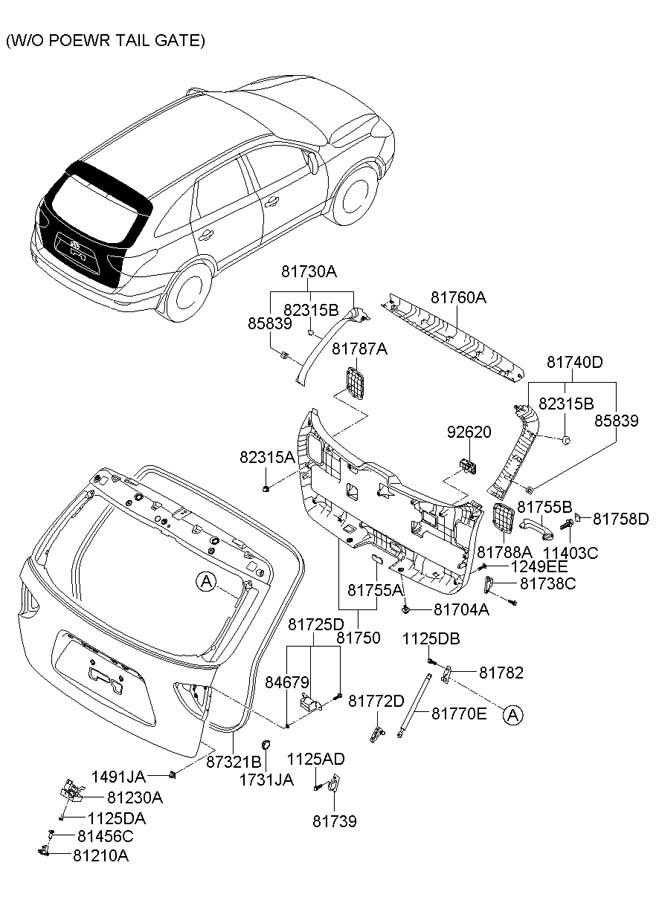 2005 Maybach 57 Tail Gate Washer Repair on 2012 Cadillac Escalade Esv Manual