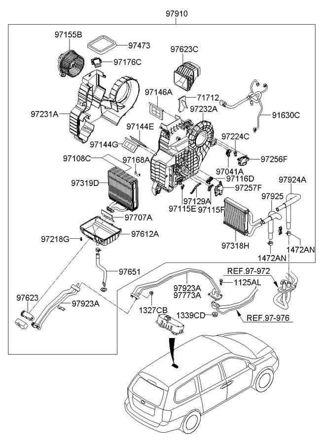 979454d001 - Hyundai Motor Assembly