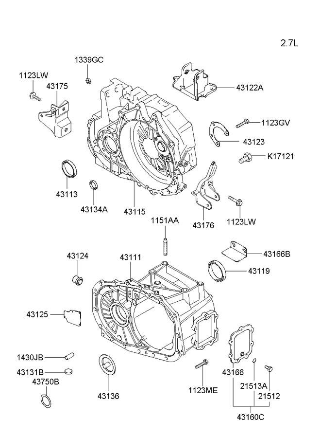 4311928010 - Hyundai Seal