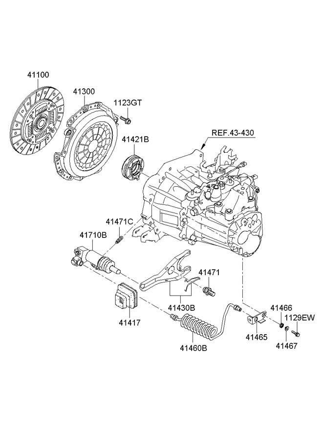 Service Manual  Diagram Of How A 2007 Hyundai Elantra