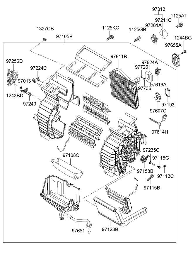 Hyundai Accent Resistor