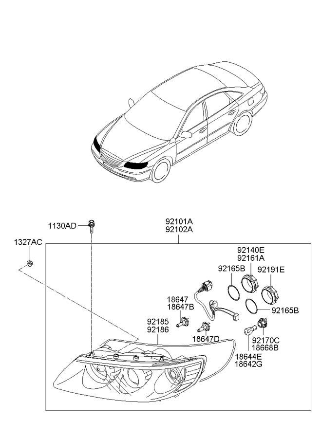 Diagram  Wiring Diagram 2011 Sonata Trunk Full Version Hd Quality Sonata Trunk