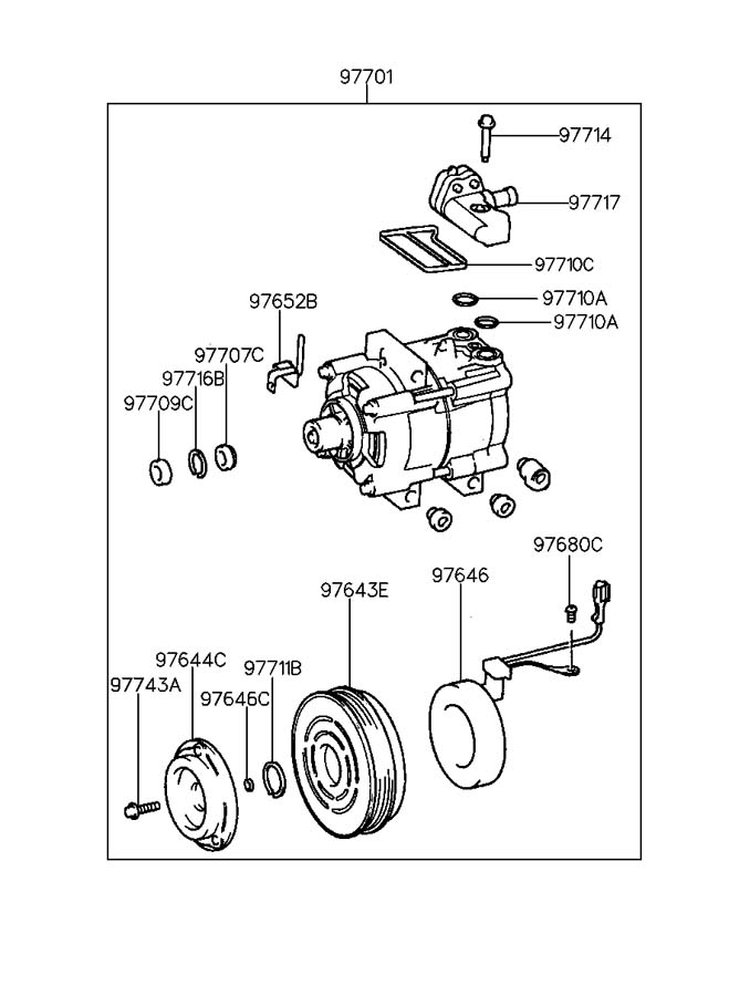 hyundai h100 timing belt diagram