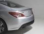 Spoiler, Rear Lip. Karussell White. image for your Hyundai