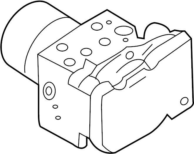 hyundai veracruz hydraulic module