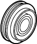 A/C Compressor Clutch Pulley image
