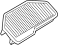 281132M200 FILTER - AIR CLEANER