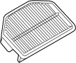 281132M300 FILTER - AIR CLEANER