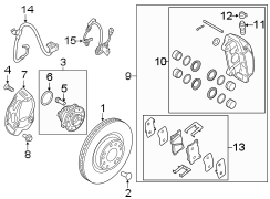 8BRAKE COMPONENTS. FRONT SUSPENSION./images/parts/motor/thumbnails/1076350.png
