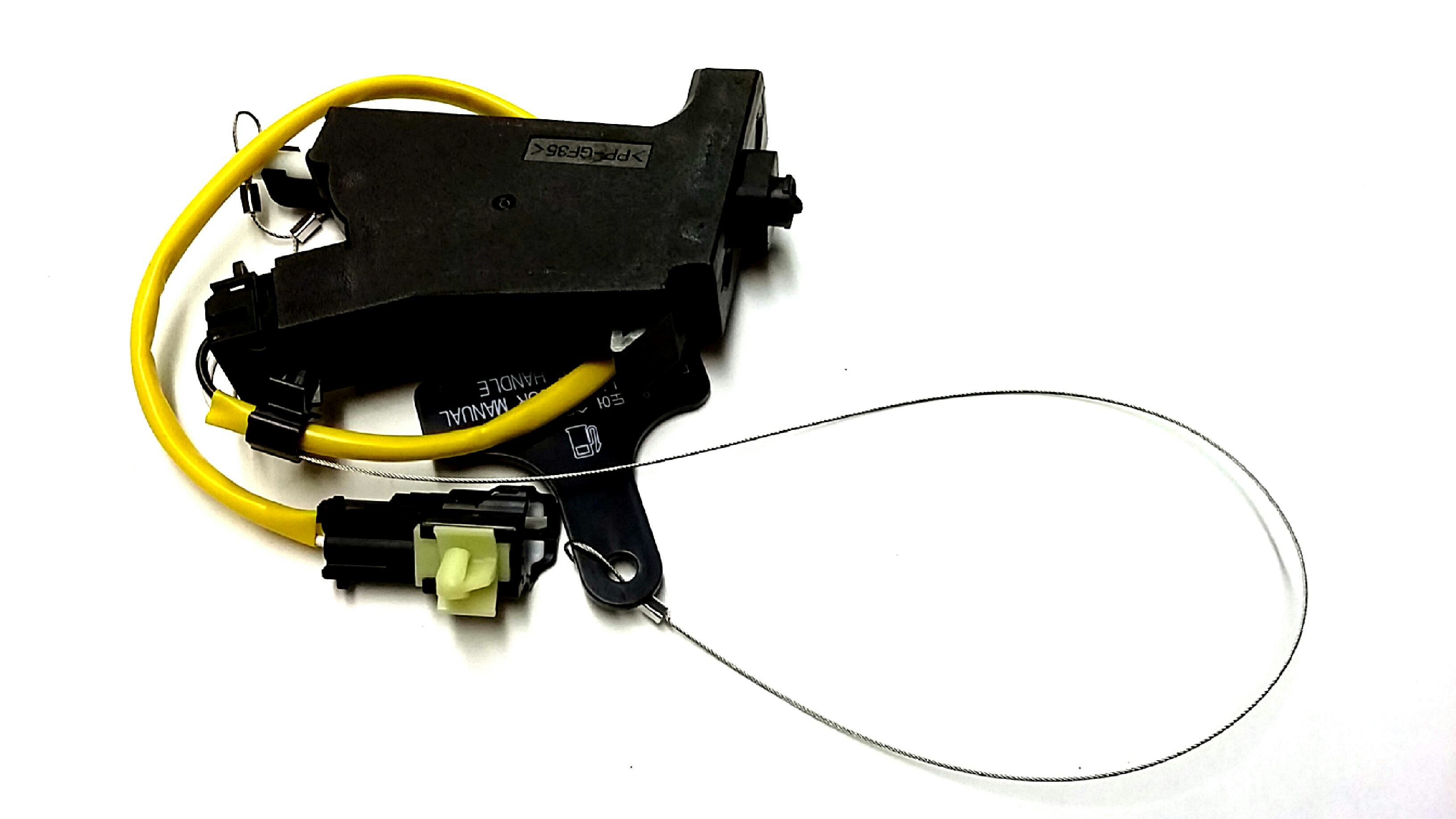 Hyundai Genesis G90 Fuel Filler Door Lock Actuator Lock